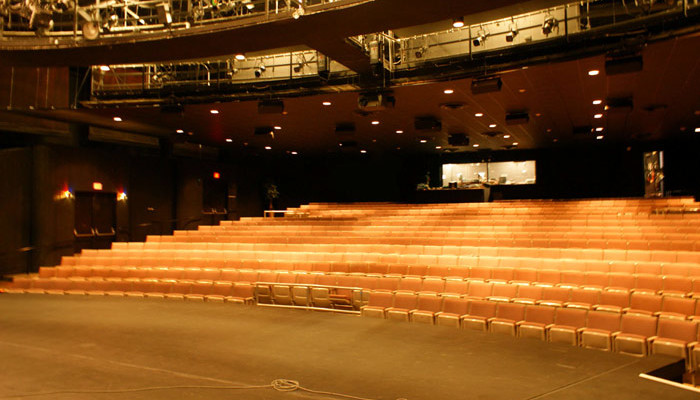 Turner Auditorium at TCC