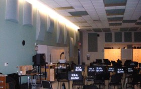 Raa Band Room w