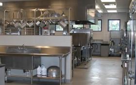 Raa Food Service Kitchen w